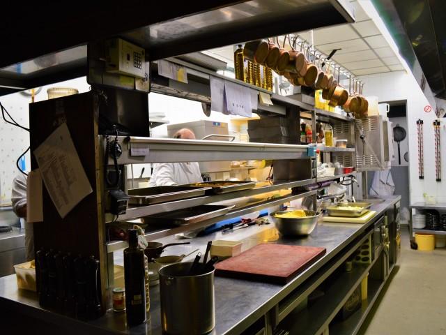 Le Scheltema Notre cuisine est ouverte sur la salle